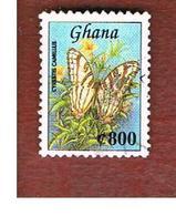 GHANA - SG 2458e  - 1997 BUTTERFLIES: CYRESTIS CAMILLUS   - USED ° - Ghana (1957-...)