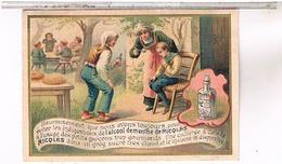 Chromos  Alcool De Menthe Ricqules   Ch27 - Thee & Koffie