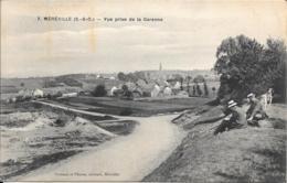 Lot N° 199 - 91 - MEREVILLE - Lot De 10 Cartes Postales - Toutes Scannées - 5 - 99 Postcards