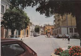 ASCOLI SATRIANO  /  Via  S. Maria Del Popolo _ Viaggiata - Foggia