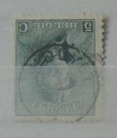 Roi Casqué COB 167 Belle Oblitération Houyet - 1919-1920 Roi Casqué