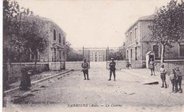 11-NARBONNE- LA CASERNE-ANIMÉE - Narbonne