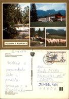BOBROVEC,SLOVAKIA POSTCARD - Slowakei