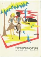 Scout. Scoutisme. Illustrateur Wandy. Edition Des Guides Catholiques De Belgique. - Scoutisme