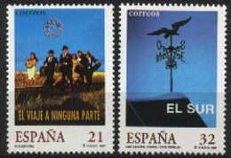 Spain 1997. Cine. Ed 3472-73 (**) Mi 3315-3316 - 1931-Aujourd'hui: II. République - ....Juan Carlos I