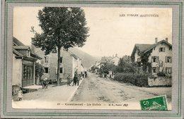 CPA - CORNIMONT (88) - Aspect Du Quartier Les Gollets En 1911 - Cornimont