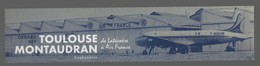 LOUBATIERES  Ed. DE LATECOERE A AIR FRANCE -  MARQUE PAGE - Marque-Pages