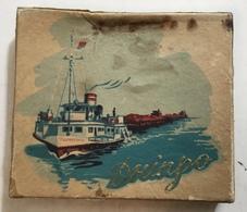 EMPTY  TOBACCO  BOX    CIGARETTES  SSSR  DNIPRO - Contenitori Di Tabacco (vuoti)