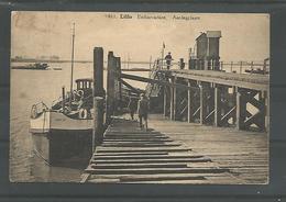 OUDE PK .  LILLO  Embarcadére. Aanlegplaats. N° 9461 - Antwerpen