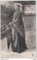 LA NORMANDIE TOILETTE DE MARIEE LE CHALE TAPIS TBE - Francia