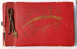 ALBUM  WITH  26 PHOTOGRAPHS   HIPNOSE BENGALY   HYPNOSIS BENGALY 1940's     Hypnose  MEDIUM - Fotografie