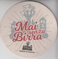 ITALY MAI SENZA BIRRA PEDAVENA BEER MAT - Portavasos