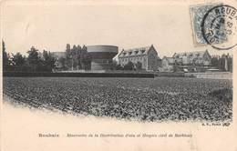 ROUBAIX - Réservoirs De La Distribution D'eau Et Hospice Civile De Barbieux - Roubaix