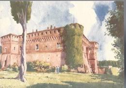Cattolica - Castello Malatestiano Di Gradara - Rimini - H5424 - Rimini