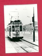 """Photo Mons Gare =  TRAM  """" 15 """"   Ligne  Mons  Casteau - Photos"""