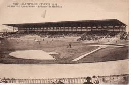 VIIIe Olympiade - PARIS 1924 - STADE DE COLOMBES - Tribunes De Marathon - Unclassified