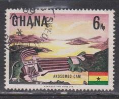 GHANA Scott # 292 Used - Akosombo Dam - Ghana (1957-...)