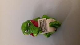 FIGURINE FERRERO CROCODILE 92 CLAVIER - Figurines