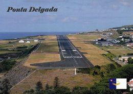 1 AK Azoren * Airport In Ponta Delgada - Hauptstadt Der Azoren - Sie Liegt Auf Der Insel São Miguel * - Açores