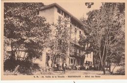 06 Berthemont Les Bains. Hotel Des Bains - Altri Comuni