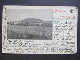 AK KARNABRUNN Grossrussbach B. Korneuburg 1900 // D*39654 - Korneuburg