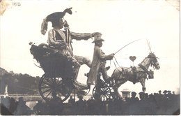 FR06 NICE - Carte Photo - 1912  - Le Petit Duc - Animée - Belle - Carnaval