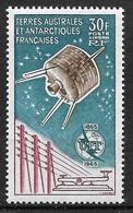 TAAF 1965 Poste Aérienne N° 9  N ** Luxe  TTB - Tierras Australes Y Antárticas Francesas (TAAF)