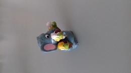 FIGURINE FERRERO ELEPHANT 3 GLACES - Figurines