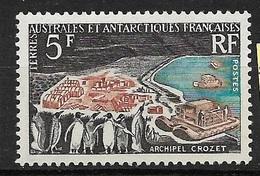 TAAF 1963  N° 20  N * * Luxe  TTB - Tierras Australes Y Antárticas Francesas (TAAF)