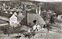 HOHENLUFTKURORT FREUDENSTADT- VIAGGIATA 1963-REAL PHOTO - Freudenstadt