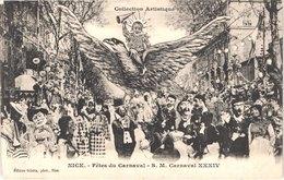 FR06 NICE - Giletta - Fêtes Du Carnaval - SM Carnaval - Animée - Belle - Carnaval