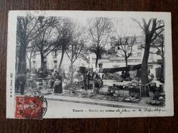 L23/255 TOURS - Marché Sur Le Quai - Tours