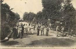 - Marne -ref-A904- Camp De Châlons - Hopital Militaire - Les Jardins - Hopitaux Militaires - Santé - Militaria - - Camp De Châlons - Mourmelon