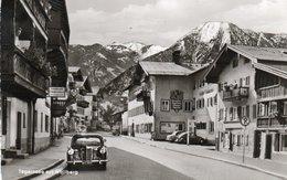 TEGERNSEE MIT WALIBERG- VIAGGIATA 1959-REAL PHOTO - Tegernsee