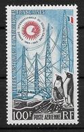 TAAF 1963 Poste Aérienne N° 7  N ** Luxe  TTB - Luftpost