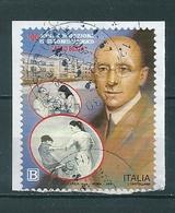 2018  CARLO BESTA   USATO - 6. 1946-.. República