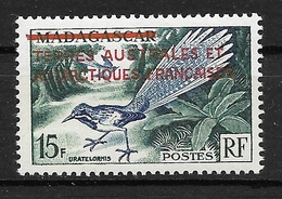 TAAF 1955  N° 1  N * * Luxe  TTB - Franse Zuidelijke En Antarctische Gebieden (TAAF)