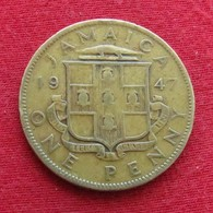 Jamaica 1 Penny 1947  Jamaique  #2 - Jamaique