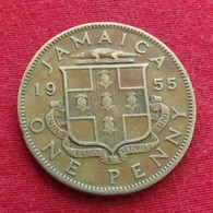 Jamaica 1 Penny 1955  Jamaique  #2 - Jamaique