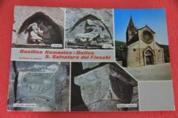 Genova S. Salvatore Dei Fieschi La Basilica NV - Italy