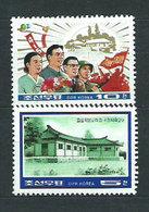 Corea Del Norte - Correo 1984 Yvert 1776B/C ** Mnh - Corea Del Norte