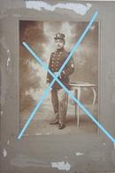 Photo ABL Portrait Artillerie ? Pre 1914 Top!  Militaria Leger Armée Uniforme - War, Military