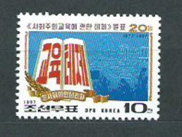 Corea Del Norte - Correo 1997 Yvert 2714 ** Mnh - Corea Del Norte