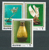 Corea Del Norte - Correo 1998 Yvert 2752/4 ** Mnh - Corea Del Norte