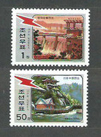 Corea Del Norte - Correo 1999 Yvert 2870/1 ** Mnh - Corea Del Norte