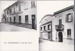 P.R.I. Partito Repubblicano - Bagnacavallo - Casa Del Popolo - Ravenna - H5448 - Ravenna