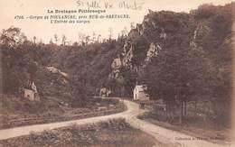 Saint Gilles Vieux Marché       22       Vallée Du Poulancre. L'Entrée Des Gorges        (voir Scan) - Saint-Gilles-Vieux-Marché