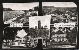 GRUSS AUS BAD GODESBERG AM RHEIN- VIAGGIATA 1964-REAL PHOTO - Bonn