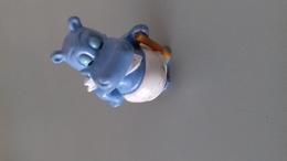FIGURINE FERRERO HIPPOPOTAME 92 CUISTOT BATON - Figurines
