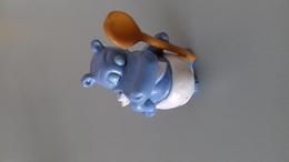 FIGURINE FERRERO HIPPOPOTAME 92 CUISTOT CUILLIERE - Figurines